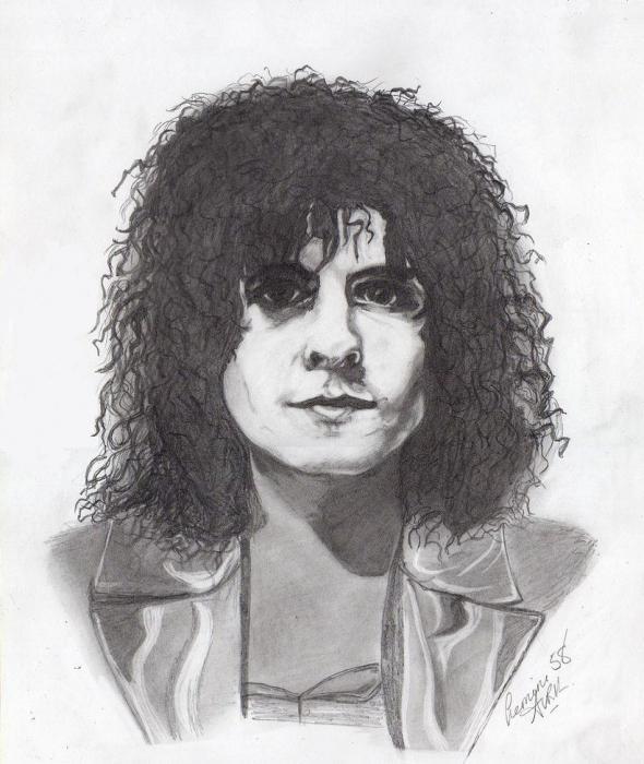 Marc Bolan by Gemini58